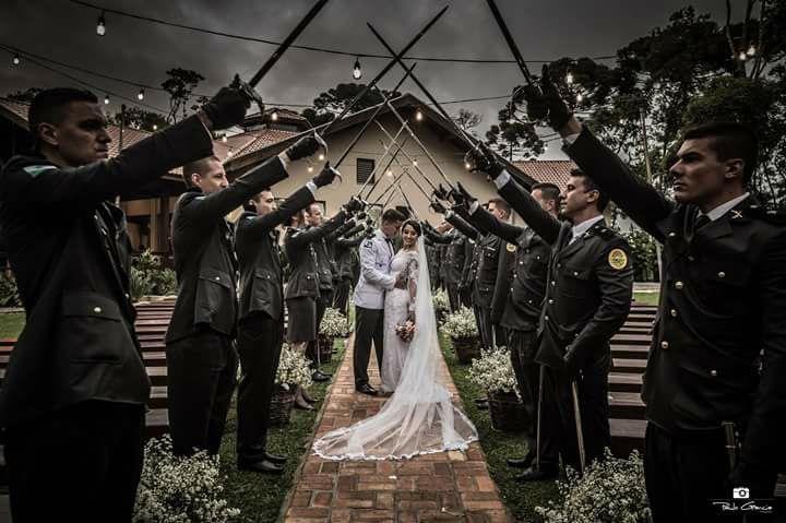 Casamento Fernanda & Raphael – 04.11.2017 – Chácara kzrak