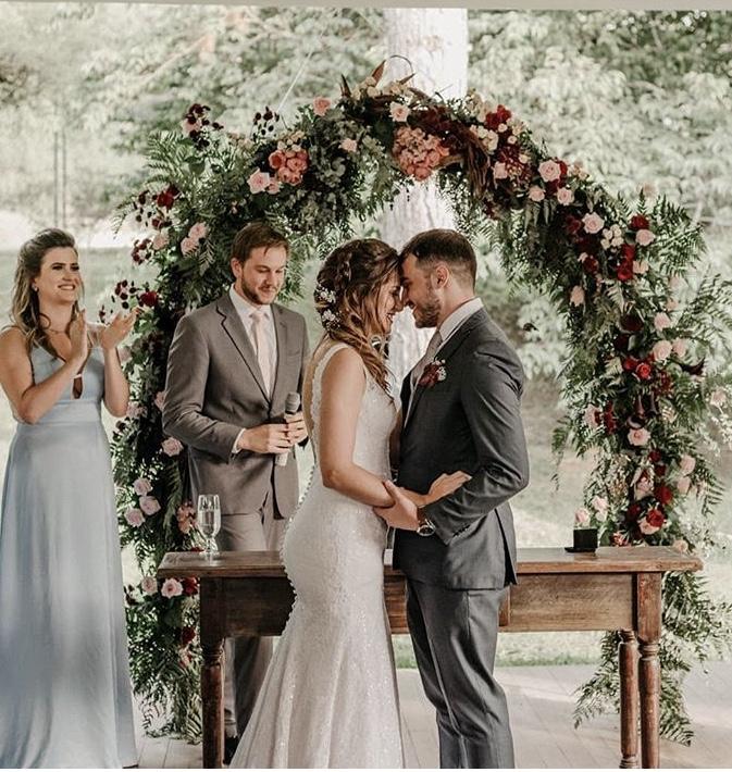 Casamento Larissa & Vitor – 30.11.19 – Chac. Recanto Graça & Paz